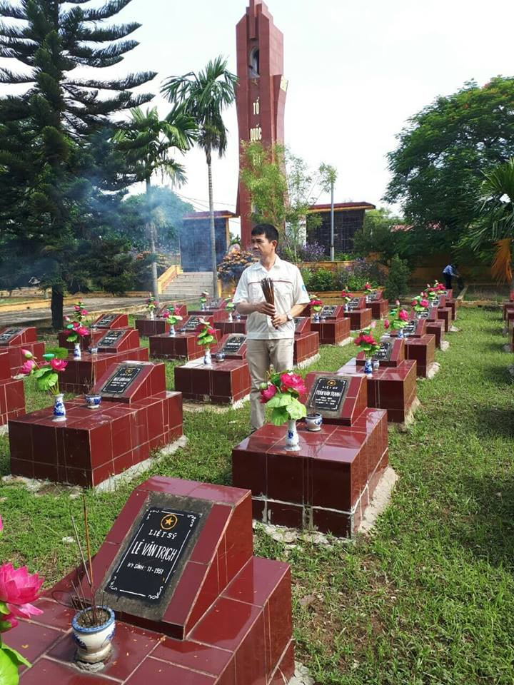 Phân bón Phú Điền tri ân tưởng nhớ tới các anh hùng liệt sỹ, thăm hỏi động viên các gia đình chính sách tỉnh Vĩnh Phúc