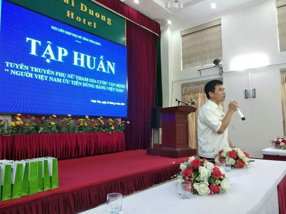 Phân bón Phú Điền hỗ trợ phụ nữ mua phân bón trả chậm