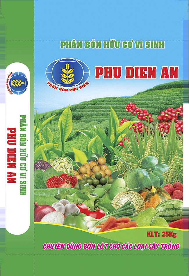 Phú Điền hữu cơ vi sinh