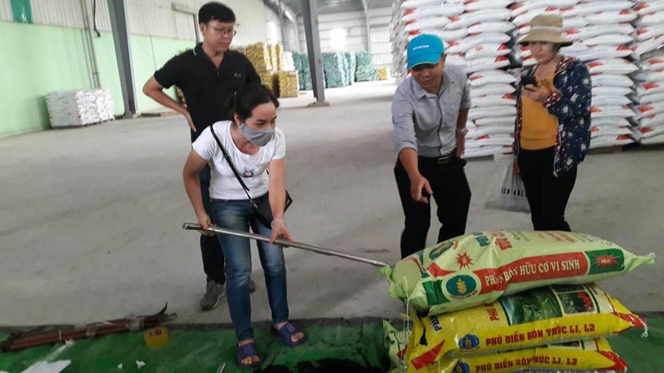 Phân bón Phú Điền cho mùa mưa bão